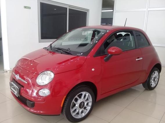 Fiat 500 Cult 1.4 2012 84.000km Rojo