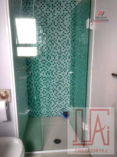 Apartamento Com 2 Dormitórios À Venda, 61 M² Por R$ 280.000,00 - Km 18 - Osasco/sp - Ap0034