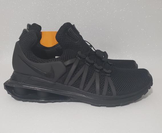 Tênis Nike Shoxgravity Preto Black Original