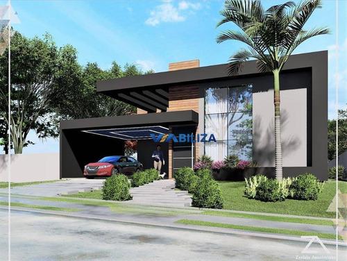 Imagem 1 de 11 de Casa À Venda, 232 M² Por R$ 1.650.000,00 - Res Res Ecologica Atibaia - Atibaia/sp - Ca0346