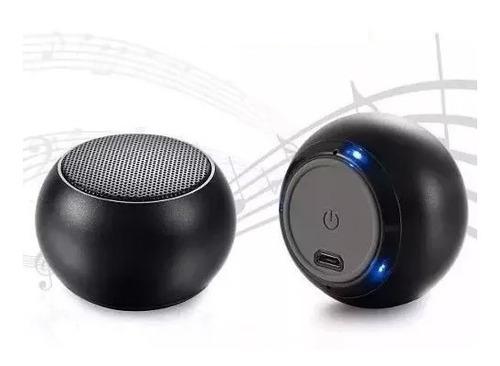 Imagem 1 de 4 de Som Portatil Bluetooth Super Mini