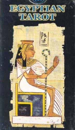 Egyptian Tarot - Tarot Egipcio -78 Cartas + Guia En Español
