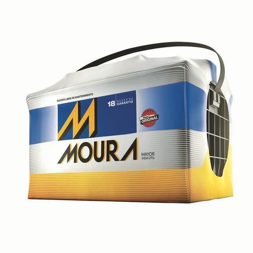 Bateria Moura M24kd 12x75