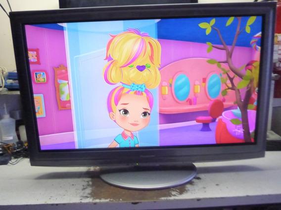Tv Panasonic Lcd Led 37