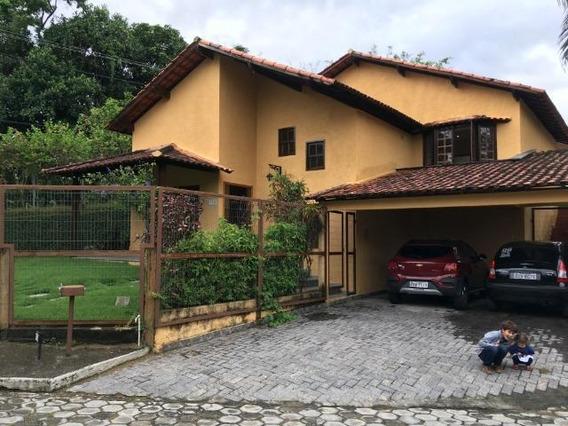 Casa Com 4 Dormitórios À Venda Condomínio Lírios Do Campo Iv , 240 M² Por R$ 460.000 - Sape - Niterói/rj - Ca0713