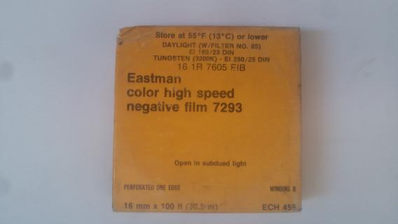 Filme 16mm Kodak Eastman 7293 Color Higth