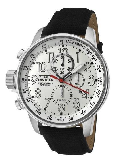 Relógio Invicta I-force - 1514 Branco Prateado Masculino