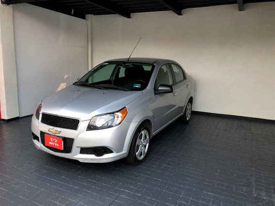 Chevrolet Aveo 4 Pts. Lt F Mt