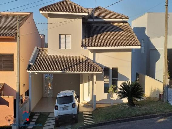 Casa Em Condominio Fechado Para Venda 3dorm Itatiba - Ca00569 - 34444246
