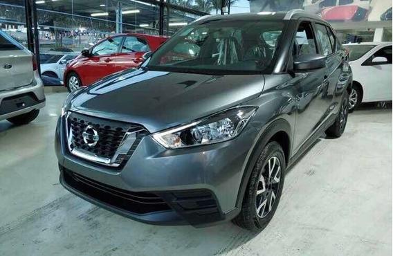 Nissan Kicks 1.6 16v S Aut. 5p 2020