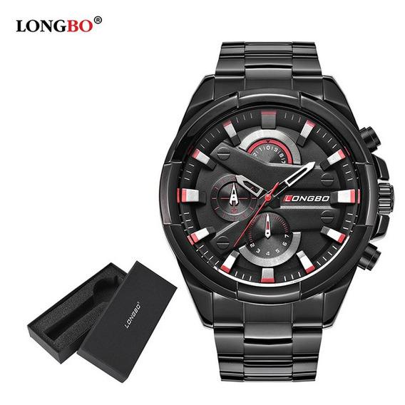 Relógio Esportivo Da Marca Longbo