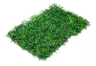 Panel Artificial Verde / Jardín Vertical