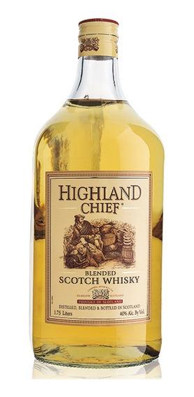 Whisky Highland Chief 1750 Ml