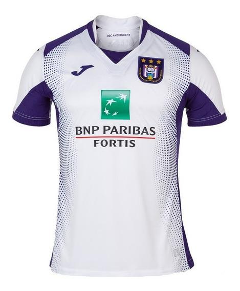 Camiseta Del R. S. C. Anderlecht (alternativa 2019/2020) X L