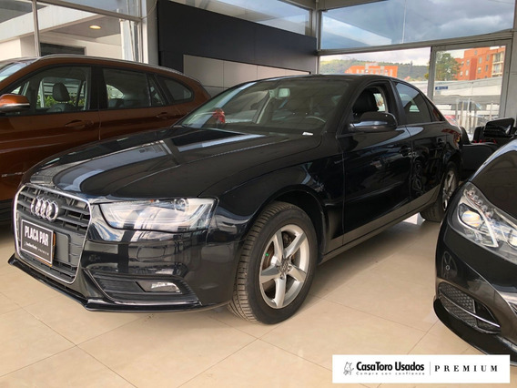 Audi A4 Turbo At 1800cc 2013