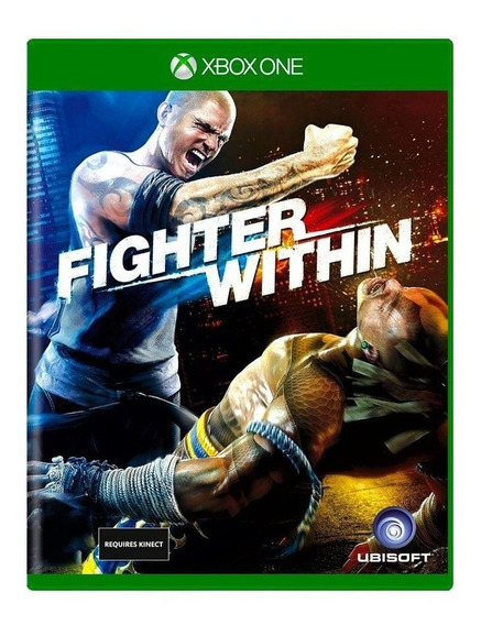 Fighter Within Xbox One Mídia Física Pronta Entrega
