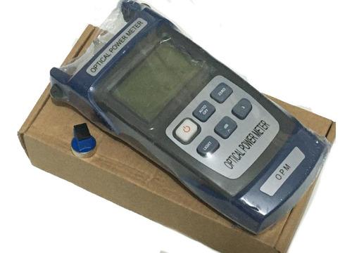 Power Meter, Medidor De Potência Óptica, Ferramenta Ftth