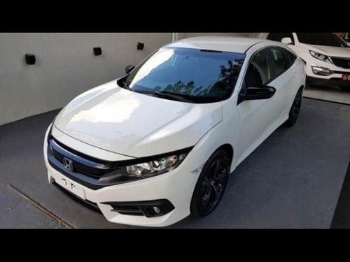 Imagem 1 de 1 de Honda Civic Civic Sedan Lx 2.0 Flex 16v Aut. 4p