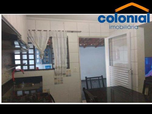 Imagem 1 de 13 de Casa 2 Quartos Almerinda Pereira Chaves/jundiaí - Ca01152 - 69805771