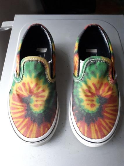Zapatos Vans De Niño O Niña Originales