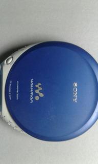 Discman Sony Walkman Mp3 Dej361