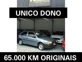Volkswagen Gol 1.0 2001 Com 65000km Unico Dono