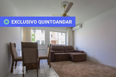 Apartamento No 10º Andar Com 3 Dormitórios E 1 Garagem - Id: 892927093 - 227093
