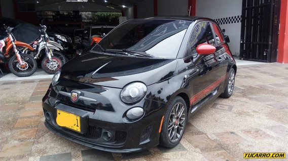 Fiat 500 Abarth Mt Cc 1400 Turbo