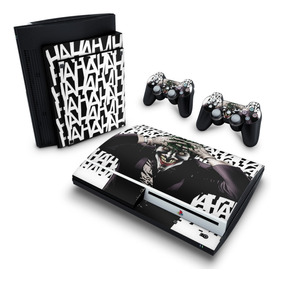Skin Ps3 Fat Adesivo Playstation 3 Joker Coringa