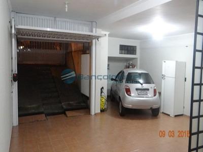 Casa Residencial Em São Caetano Do Sul - Sp, Santa Maria - Ca01615