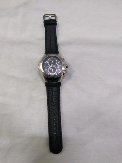Relógio Techons Original Tec 426 Os11.ag Zf Mao Am Leia Ll