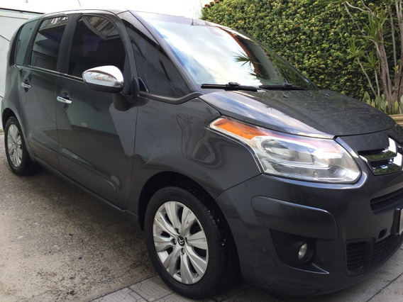 Citroën C3 Picasso 1.6 16v Exclusive Flex Aut. 5p