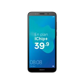 Huawei Y5 2018 - Negro   Postpago Plan Control Ichip+ 39.90c