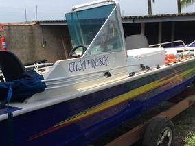 Barco Maresias Equipado Para Pesca