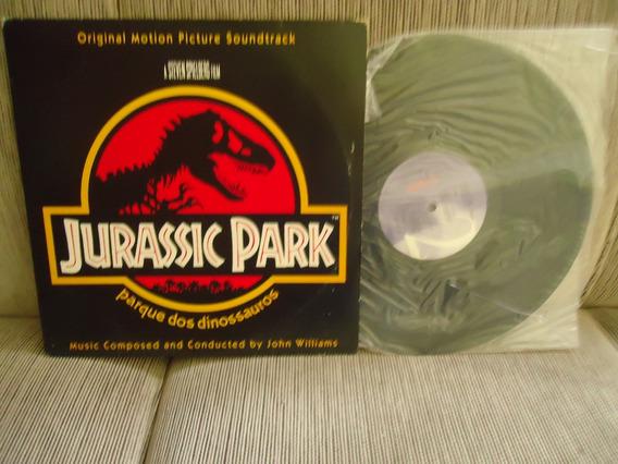 Lp Jurassic Park 1993 Raríssimo Para Colecionador
