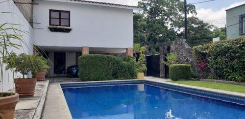 Casa Sola En Palmira Tinguindin / Cuernavaca - Ifo-97-cs