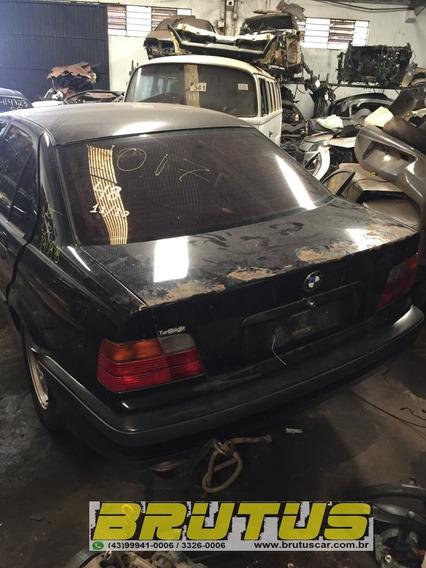 Peças De Sucata Bmw 325 Automática 1994 Baixado Detran