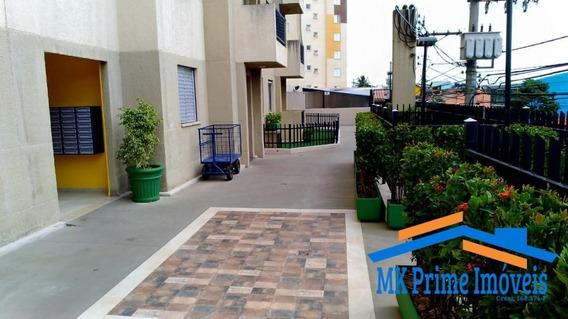 Apartamento Em Quitáuna - 2 Dormitórios - Próximo A Estação. - 380