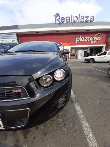 Chevrolet Cruze Sonic Rs Full Equipo
