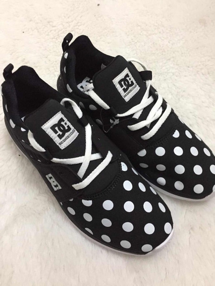 Zapatillas Dc Mujer Importadas Originales