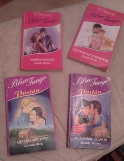 Revistas Blue Tango - Historias De Amor -año 1996 X 4 Unidad