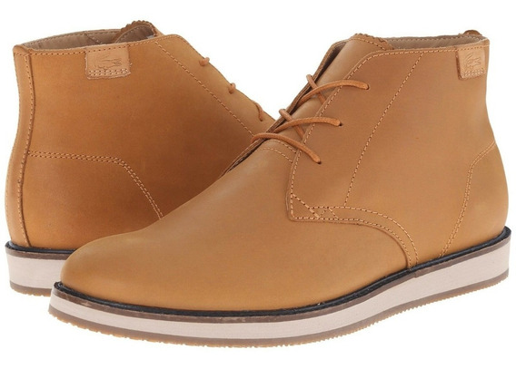 Zapatos Lacoste - Cuero Modelo Millard Chukka