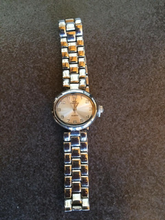 Reloj Montreal Mujer Dama Acero Inoxidable
