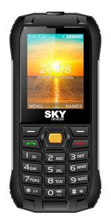 Sky Devices Tank2 Dual SIM 32 MB Negro 32 MB RAM