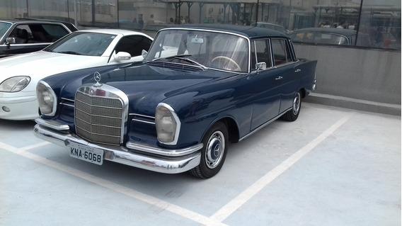 Mercedes 220s,w111 E Peças De Reposição,excelente Estado.