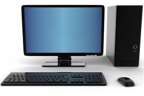 Imagen 1 de 3 de Computadora Cpu Core I3/3ra8gb Ram/ Ssd 240gb Nuevo 6mss Gar