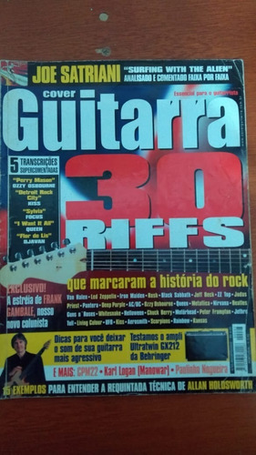 Revista Cover Guitarra 93