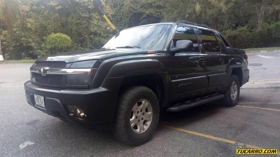 Chevrolet Avalanche Pick-up D/cabina 4x4