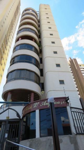 Apartamento À Venda, 4 Quartos, 2 Vagas, Jardim América - Goiânia/go - 92