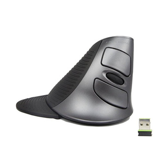 J-tech Digital Scroll Resistencia Wireless Mouse Usb Con Aju